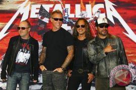 Metallica raih hadiah Musik Polar 2018
