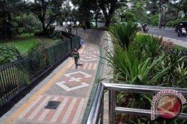 Pendestrian Kebun Raya Bogor