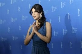 Aktris Priyanka Chopra dituduh pro perang nuklir India-Pakistan