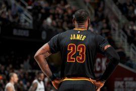LeBron James buktikan pantas sandang julukan Sang Raja