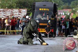 Polisi selidiki pengancam bom Korem Kupang