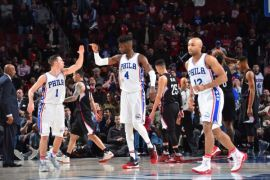 Sempat unggul 19 poin, Clippers dipecundangi Sixers 121-110