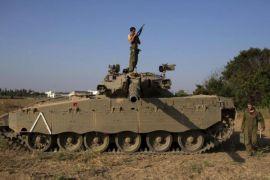 Israel balas tembakan proyektil dari Gaza