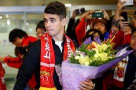 Klub Liga China enggan belanja pemain top Eropa karena pajak tinggi