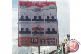 Panwaslih Kota Langsa didesak tertibkan APK