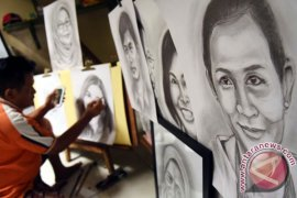 Nasib pelukis Banten kini butuh pasar seni
