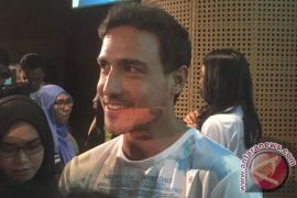 Hamish Daud rasakan chemistry dengan Maudy Ayunda