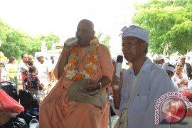 Guru Kerohanian ISKCON Dorong Sebarkan Vibrasi Positif