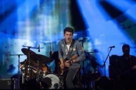 The Weeknd tahan John Mayer di puncak Billbord