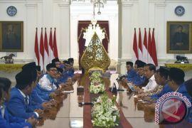 Peserta Kongres PMII tiba di Palu