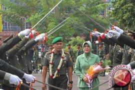 Panglima Kodam II/Sriwijaya tekankan prajurit TNI AD tetap selalu netral