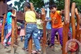 Baru, Taman Khusus Permainan Anak Kota Bogor Diresmikan