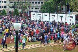 Jam Operasional Taman Sempur Bogor Dibatasi