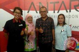LKBN Antara Kenalkan Produk di Ajang Maluku Expo