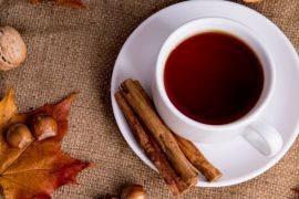 Jangan minum teh saat masih panas