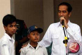 Presiden Jokowi: Kesehatan & pendidikan pondasi hadapi era persaingan