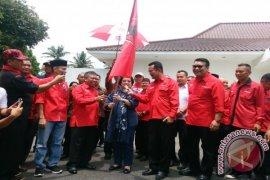 Megawati Lepas 1.000 Peserta Napak Tilas
