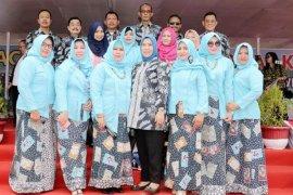 Pemprov Lampung Apresiasi Prestasi PWI Di HPN 2017