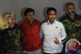 Pelatih puji kondisi fisik pemain Timnas U-23