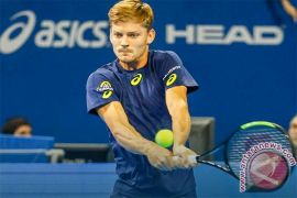 David Goffin maju ke final Cincinnati