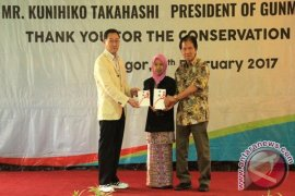 Indonesia Terima Dana Bantuan Konservasi Dari Jepang