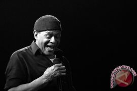 Prambanan Jazz berduka atas meninggalnya Al Jarreau