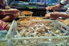 Pedagang: Harga Ikan Asin di Bojonegoro Naik (Video)