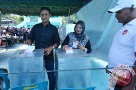 Nazaruddin-Suradji unggul di pilkada Sabang