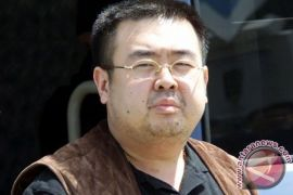 Kim Jong-nam kesulitan bernafas