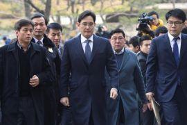 Korsel tangguhkan penahanan bos Samsung