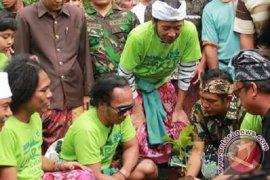 Slank kampanye konservasi sungai-hutan di Riau