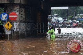 Polisi desak Pemkot Bekasi segera atasi banjir jalur Kalimalang