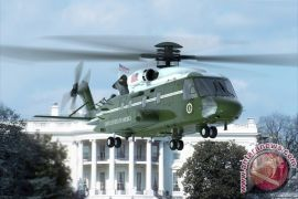 "Armada helikopter baru ""Marine One"" dekati penyelesaian akhir"