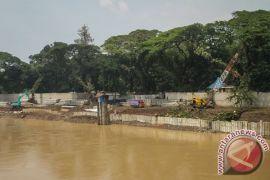 Bengawan Solo berstatus siaga 1 banjir