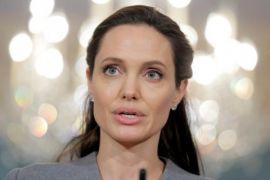 Angelina Jolie kunjungi Mosul sebagai utusan badan pengungsi PBB