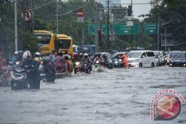 BPBD: waspadai hujan lebat guyur Jabodetabek