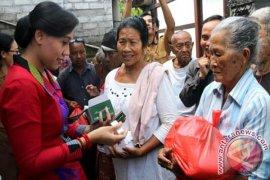 K3S Kabupaten Gianyar, Bantu Paket Sembako Untuk Warga Kurang Mampu dan Lansia