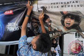 Dinkes-BPJS Kesehatan kampanyekan berhenti merokok