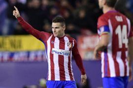 Gameiro pindah dari Atletico ke Valencia