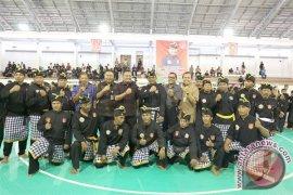 Wabup Mahayastra Buka Kejuaraan Pencak Silat Bupati Cup Bakti Negara