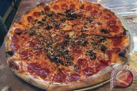 Resep mudah membuat pizza di rumah