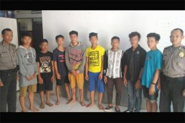 9 Remaja Gilir Gadis Belia Selama 21 Hari