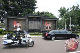 Tindakan tegas terhadap penerobos konvoi Presiden kewenangan Paspampres
