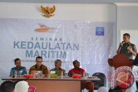 """Pangdam Paparkan """"Emas Maluku"""" Pada Tanwir Muhammadiyah"""
