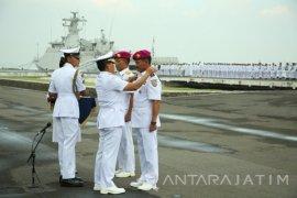 Bambang Sutrisno Jabat Komandan Lantamal XI