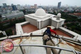 """Istiqlal awali gerakan """"Bersih-bersih Masjid"""" jelang Ramadhan"""