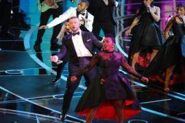 Sting dan Justin Timberlake meriahkan Oscar
