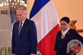 Menlu RI - Prancis bahas peningkatan kerja sama ekonomi