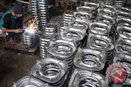 Produksi industri mikro kecil naik 5,34 persen