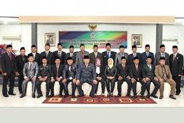 Anggota DPRD KKU Bacakan Ikrar Kesaktian Pancasila